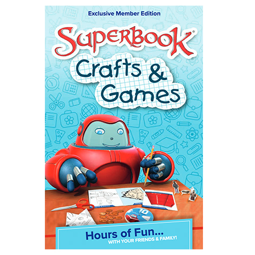 Superbook Crafts